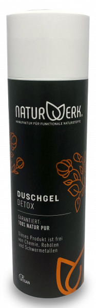 Naturwerk DETOX Duschgel